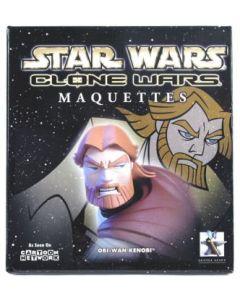 Clone Wars Maquette Obi-Wan Kenobi