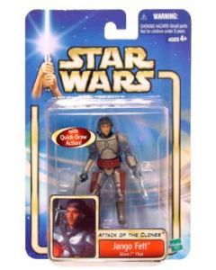 Saga Collection Carded Jango Fett Pilot (AOTC)
