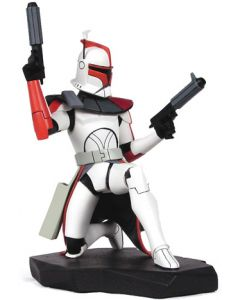 Gentle Giant Clone Wars Maquette ARC Trooper (Captain)