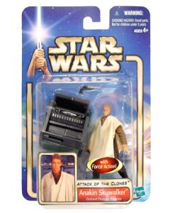 Attack of the Clones Carded Anakin (Outland Peasant)