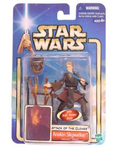 Attack of the Clones Carded Anakin (Tatooine Attack)
