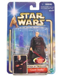 Attack of the Clones Carded Count Dooku (Dark Lord)