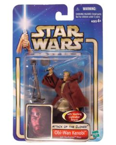 Saga Obi-Wan Kenobi Jedi Starfighter Pilot (AOTC)