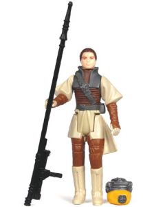 Vintage Loose ROTJ Princess Leia (Boushh disguise) C-9