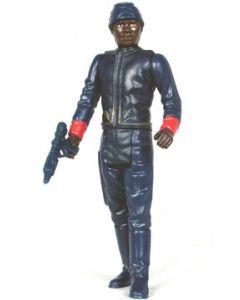 Vintage Loose ESB Bespin Security Guard (Black) C-9