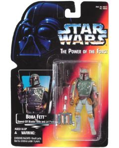 POTF2 Red Card Boba Fett