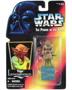 POTF2 Red Card Yoda (hologram)