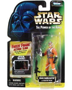 POTF2 Freeze Frame Card Biggs Darklighter