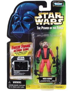 Power of the Force 2 Freeze Frame Nien Nunb