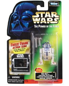 POTF2 Freeze Frame Card R2-D2