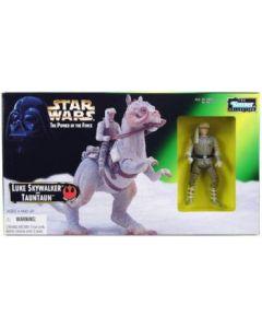 Power of the Force 2 Beast Assortment Luke Skywalker and Taun-Taun