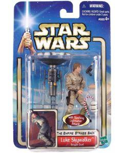 Empire Strikes Back Carded Luke Skywalker (Bespin duel) (metal peg)