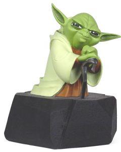 Gentle Giant Clone Wars Maquette Yoda