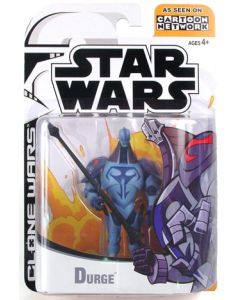 Clone Wars Carded Animated Durge
