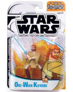 Clone Wars Carded Animated Obi-Wan Kenobi C-9