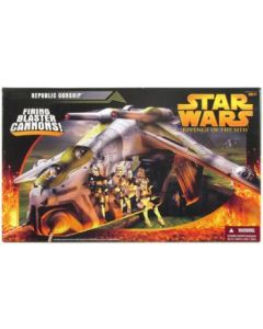 Revenge of the Sith Vehicle Boxed Republic Gunship