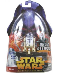 Revenge of the Sith Carded R2-D2 (Droid Attack)