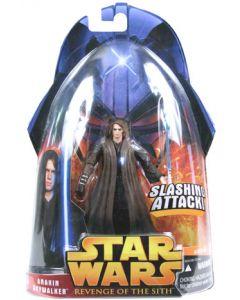 Revenge of the Sith Carded Anakin Skywalker (Slashing Attack)