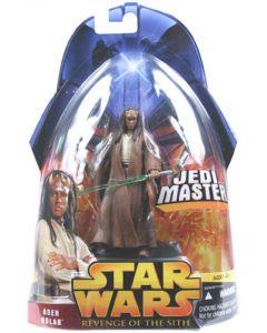 Revenge of the Sith Carded Agen Kolar (Jedi Master)