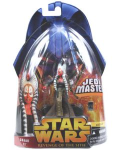 Revenge of the Sith Carded Shaak Ti (Jedi Master)