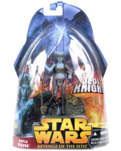 Revenge of the Sith Carded Aayla Secura (Jedi Knight)