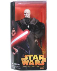 "Revenge of the Sith 12"" Boxed Darth Sidious"