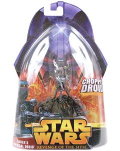 Revenge of the Sith Carded Vader's Medical Droid (Chopper Droid)