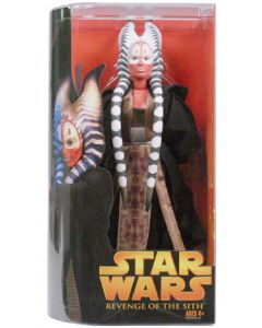 "Revenge of the Sith 12"""" Boxed Shaak Ti"