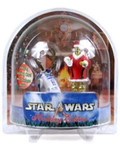 Saga Multi-figure Pack Holiday Edition C-3PO and R2-D2