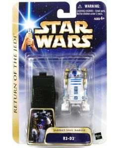 Return of the Jedi Carded R2-D2 Jabba's Sail Barge
