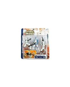 Clone Wars Multi-Pack Carded Clone Trooper Army (Blue Clone Trooper)