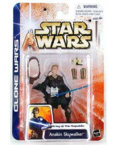 Clone Wars Carded Anakin Skywalker