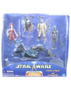 Saga Exclusives Ultimate Bounty 4-Pack