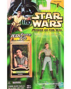 """POTJ 3 3/4"""" Carded Leia Organa (General)"""