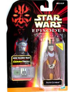 Episode I Carded Nute Gunray