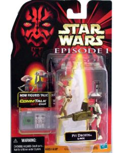 Episode I Carded Pit Droids (2-Pack)