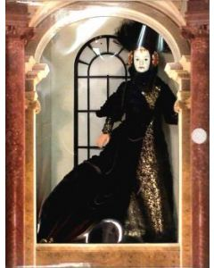 "Episode I 12"" Boxed Queen Amidala (Black Travel Gown) C-9"