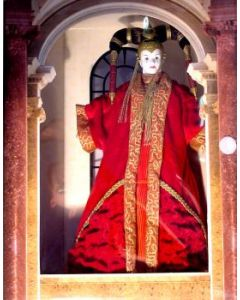 "Episode I 12"" Boxed Queen Amidala (Red Senate Gown)"