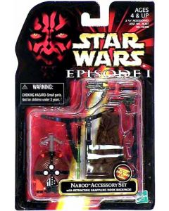 Episode I Accessory Set Carded Naboo