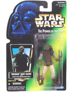 POTF2 Green Card Weequay (Skiff Guard)