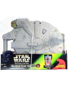 Power of the Force 2 Accessories Millennium Falcon Carry Case with Wedge (1st issue)