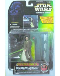 Power of the Force 2 Electronic Power FX Ben Kenobi