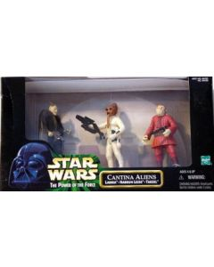 Power of the Force 2 Cantina Aliens Multi-Figure Pack