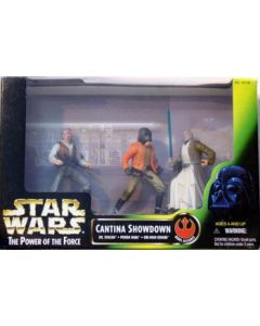 Power of the Force 2 Cantina Showdown Multi-Figure Pack