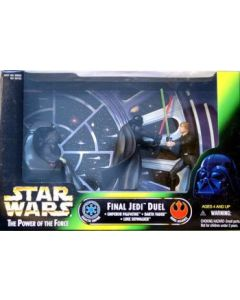 Power of the Force 2 Final Jedi Duel Multi-Figure Pack