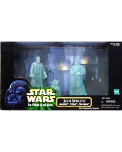Power of the Force 2 Jedi Spirits Multi-Figure Pack