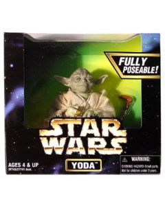 """Power of the Force 2 6"""" Yoda"""