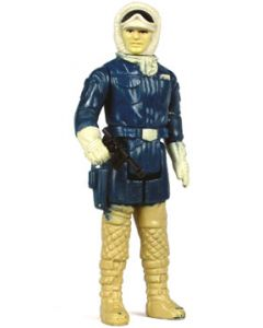 Vintage Loose ESB Han Solo (Hoth Outfit) C-9