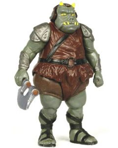 Vintage Loose ROTJ Gamorrean Guard C-9