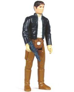 Vintage Loose ESB Han Solo (Bespin) C-9